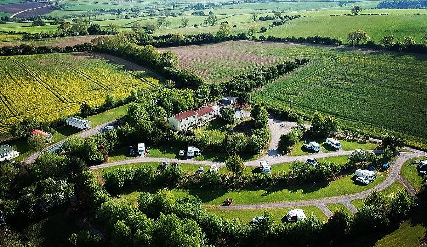 Strawberry Hill Farm Caravan Park