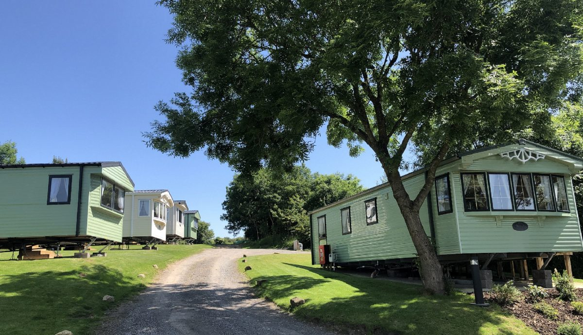 Holiday Home Hire available at Strawberry Hill Farm Camping & Caravan Park
