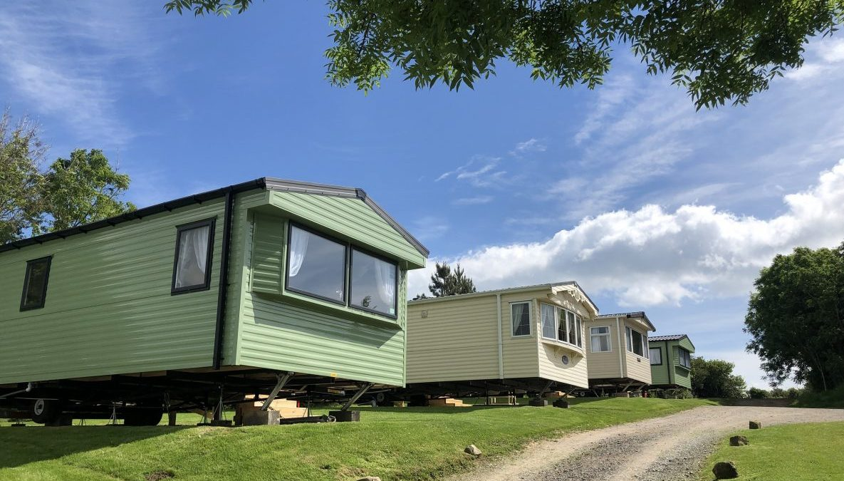 Holiday Homes available to hire at Strawberry Hill Farm in County Durham