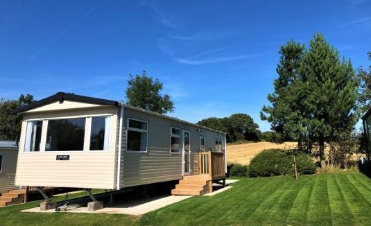 Holiday Home available to hire at Strawberry Hill Farm Holiday Park in County Durham, North East