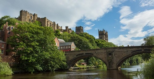 Durham Riverside Walk - 1